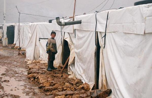 Siria se desangra, Europa pone tiritas