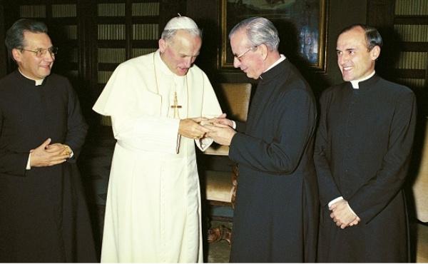 Opus Dei - 有关欧华路主教的见證