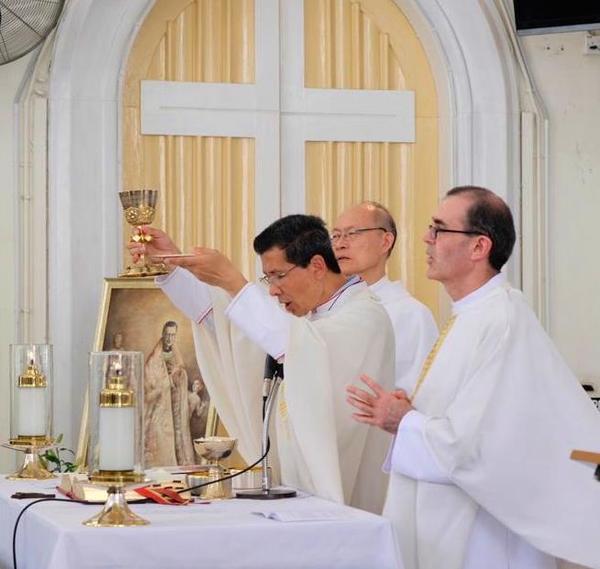 Anniversary Mass of St Josemaria in Kuala Lumpur
