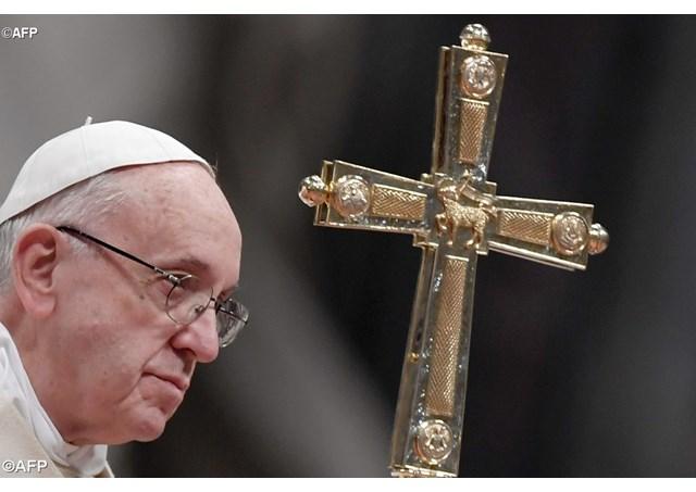 Opus Dei - Die Botschaft von Papst Franziskus zur Fastenzeit 2017