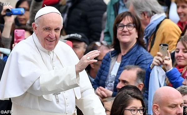 Opus Dei - Botschaft von Papst Franziskus zum Weltjugendtag 2017