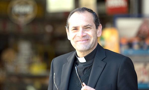 Primera Misa solemne Padre Andrés Echevarría