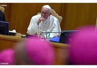 """Papst zum Auftakt der Synode: """"Gott ist größer als unsere Logik"""""""