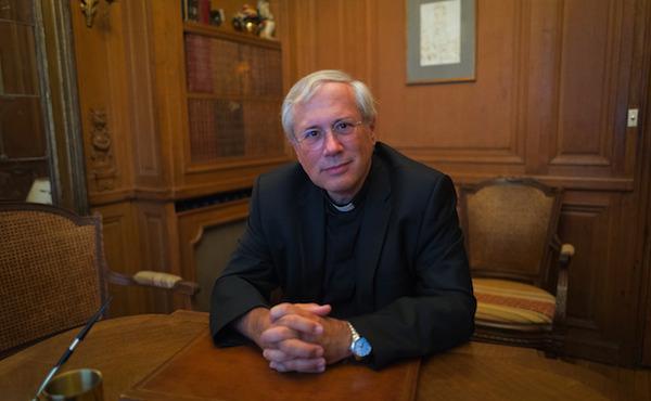 Voeux de Mgr de Rochebrune, Vicaire de l'Opus Dei en France