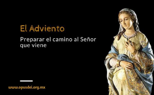 Opus Dei - El Adviento: preparar el camino al Señor que viene