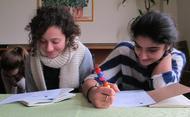 Claire-Marie : au service des réfugiés