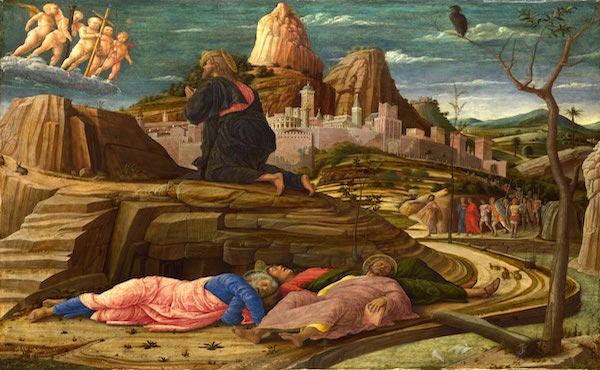"""Opus Dei - """"Non sei riuscito a vegliare un'ora sola?"""" Lo dice anche a te e a me"""