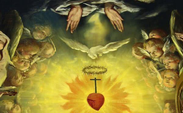 Im Herzen Jesu offenbart sich die göttliche Liebe zu uns