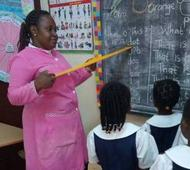 Tiama, une école qui poursuit et consolide l'éducation reçue dans le foyer