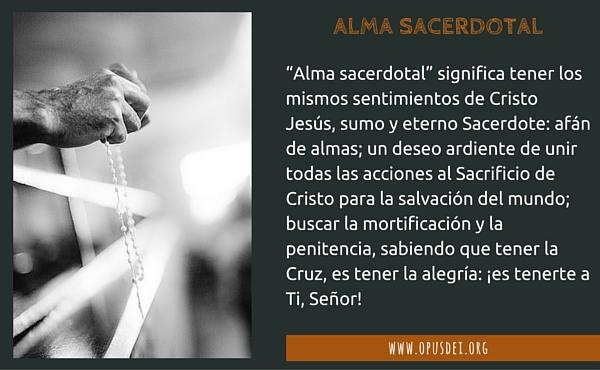 Alma sacerdotal