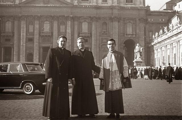 Opus Dei - Alvaro del Portillos Beitrag zum Zweiten Vatikanischen Konzil