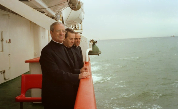Opus Dei - Carta de Mons. del Portillo sobre la erección del Opus Dei como Prelatura