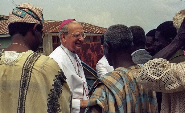 Bischof Alvaro del Portillo - im Jahr der Barmherzigkeit