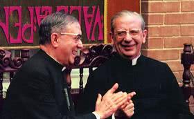 Erinnerung an Don Alvaro: Ein Foto und ein Datum