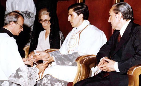 Opus Dei - Documentació del matrimoni Alvira