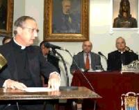 Manuel Cociña, en una intervención