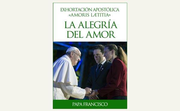 """Opus Dei - Libro electrónico """"Amoris laetitia"""" (""""La alegría del amor""""), en ePub, Mobi y PDF"""