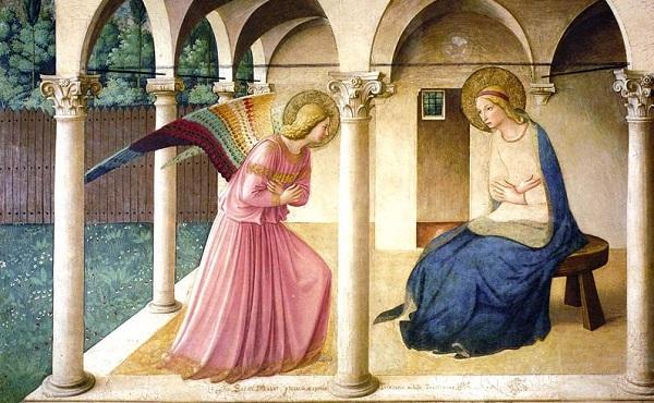 Opus Dei - 3月25日:預報救主降生