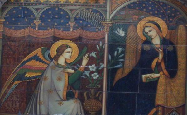 Opus Dei - Vita di Maria (III): Magistero, Padri della Chiesa, Santi