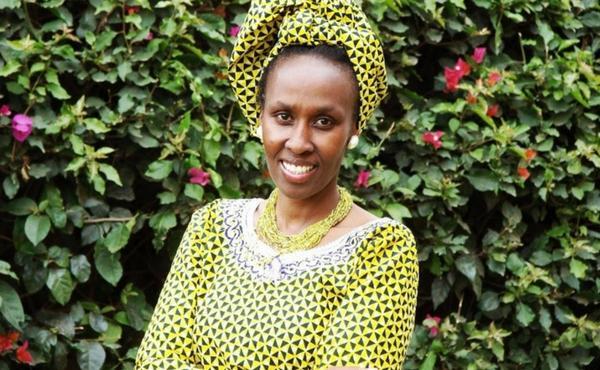 """Antoinette Kankindi: """"Hay que dar autonomía económica a la mujer africana para que deje de llenar filas de Inmigración"""""""