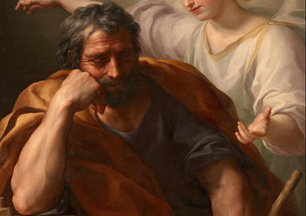 Opus Dei - Dernier clin d'oeil à Saint Joseph ! (n.7)