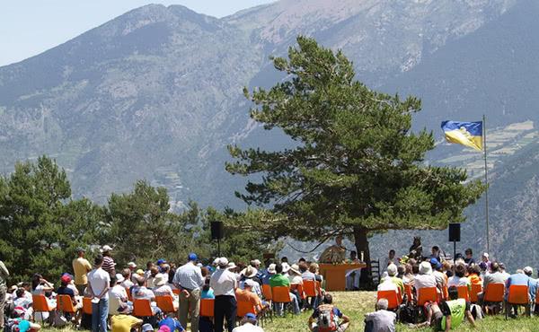 Opus Dei - Els estels tornen a volar en l'Aplec de sant Josepmaria a Andorra