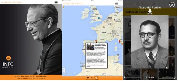 La beatificación de Álvaro del Portillo ya cuenta con una App gratuita para iOS y Android