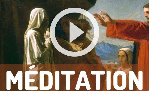 Opus Dei - Méditation audio : La Résurrection de Lazare