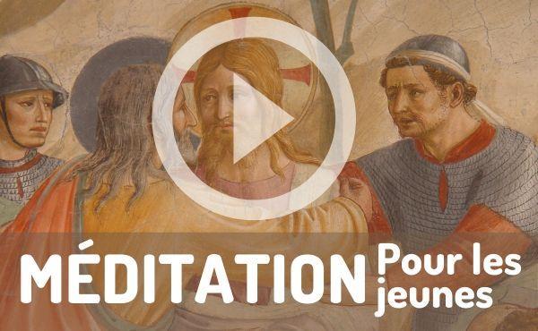 Méditation audio pour les jeunes : Conversion et lutte intérieure