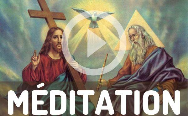 Méditation audio : Sainte Trinité