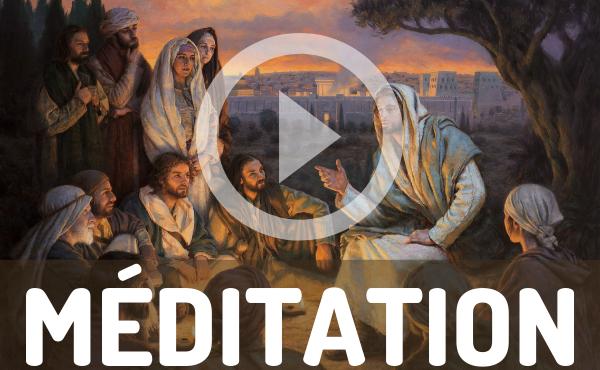 Méditation audio : Vaincre ses peurs avec Dieu