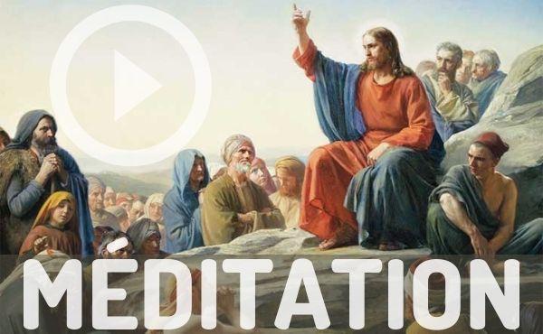 Méditation audio : Chercher le Christ dans le Pain et la Parole