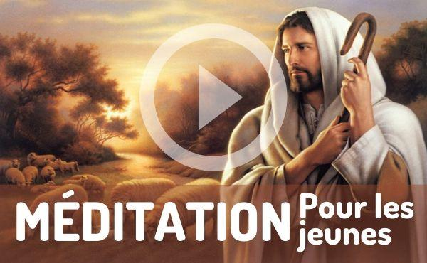 Méditation audio pour les jeunes : Ecouter la voix du Seigneur