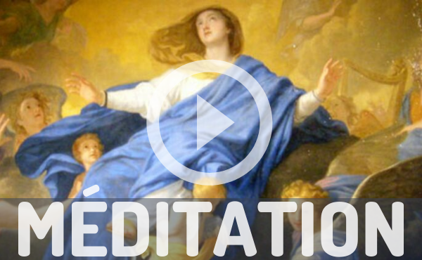 Méditation audio : L'Assomption de la Mère de Dieu