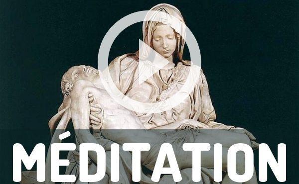 Méditation audio : le Samedi Saint