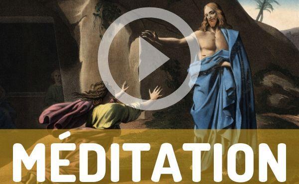 Méditation audio : Pâques