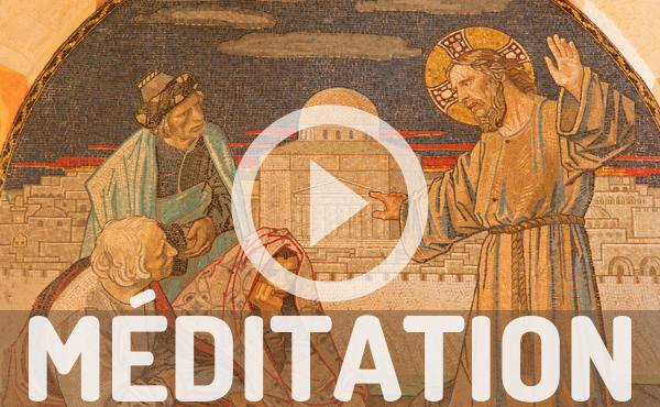 Méditation audio : un coeur droit