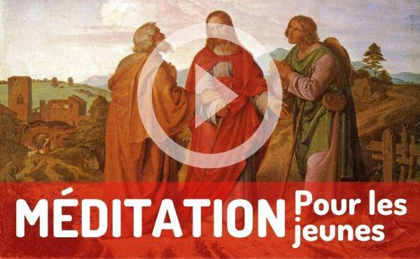 Méditation audio pour les jeunes : Direction spirituelle
