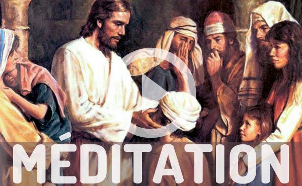 Méditation audio : Jésus ouvre nos oreilles et délie notre langue