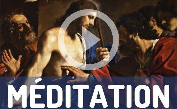Méditation audio : dimanche de la Miséricorde