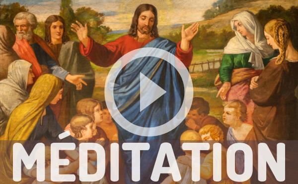 Méditation audio : Comme des enfants
