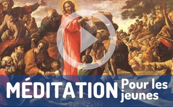 Méditation audio pour les jeunes : La multiplication des pains