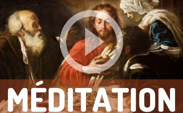 Méditation audio : les disciples d'Emmaüs