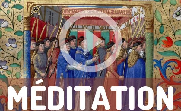Méditation audio : Fête Dieu