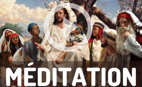 Méditation audio : L'humilité des enfants de Dieu