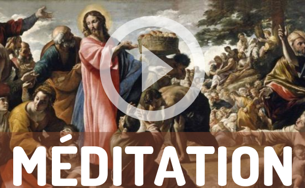 Opus Dei - Méditation audio : La compassion de Dieu