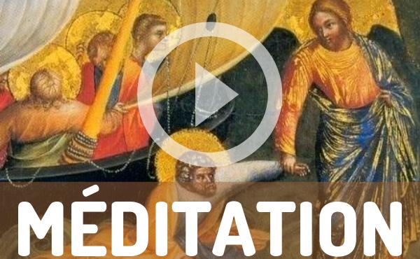 Méditation audio : Chercher Dieu dans la vie ordinaire