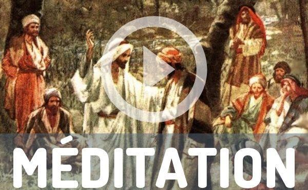 Méditation audio : Croix, renoncement et joie
