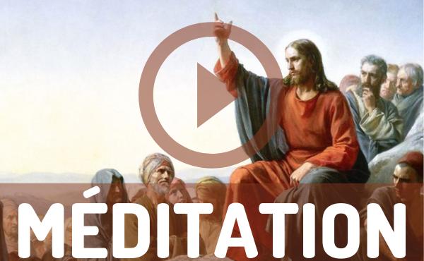 Opus Dei - Méditation audio : Deux conseils du Christ pour vivre l'amour fraternel