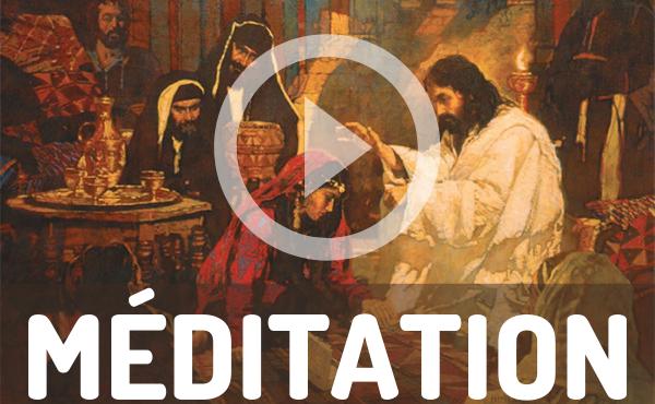 Méditation audio : Ne jamais se lasser de pardonner